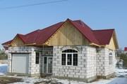 продается новый одноэтажный коттедж 100 м.кв.в Лисках Воронежской обл