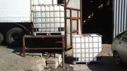 Ёмкость кубовая б/у 1000 литров