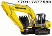 Запасные части экскаваторов New Holland E215LC