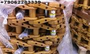 Гусеничные цепи экскаваторов,  бульдозеров,  трубоукладчиков