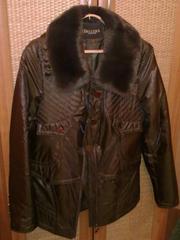 Продаётся куртка жен.пр-во Корея