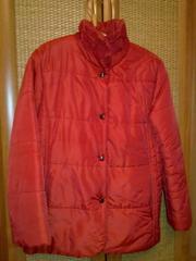 Продаётся куртка жен. 46-48 р. пр-во Германия